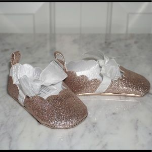 Other - *Like New* Little Baby Girl Dress Shoes